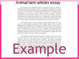animal farm articles essay college paper help animal farm articles essay