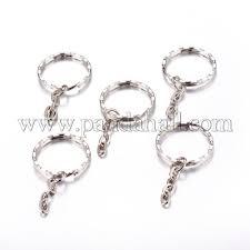 iron key chain findings e337 1