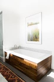 Best  Decorating Around Bathtub Ideas On Pinterest Small - Trim around bathroom mirror