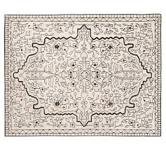 por black and white persian rug ri92 wendycorsistaubcommunity