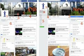 New Facebook Layouts Are Rolling Out Again This Week Interact