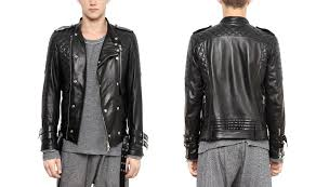 the best balmain jacket and biker jackets paris