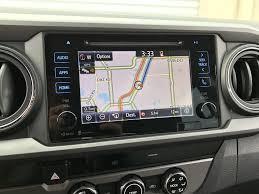 2016-2018 Toyota Tacoma Entune Premium GPS Navigation Radio ...