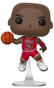 <b>Фигурка Funko POP</b> Basketball: NBA Chicago Bulls – Michael ...