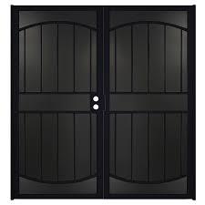 metal security screen doors. Skillful Security Screen Door Lowes Doors Wrought Iron Metal 2