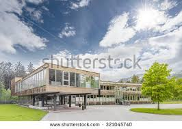 sustainable office building. Modern Sustainable And Ecological Timber Office Building N