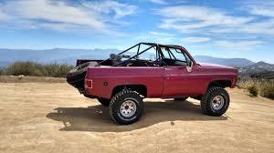 Jimmy Oliver's 1973 Chevy K5 Blazer PreRunner   LMC Truck Life