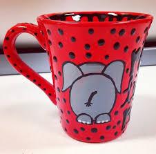 pyop mug idea elephant