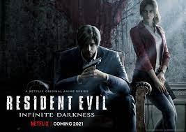 Netflix Resident Evil TV Series ...