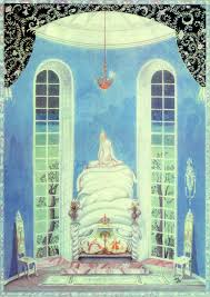 princess and the pea illustration. Perfect Pea The Real Princess By Kay Nielsen In And Pea Illustration