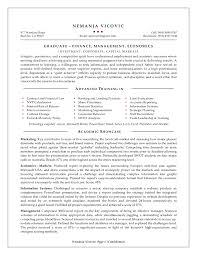 Mba Sample Resumes Resume Cv Cover Letter