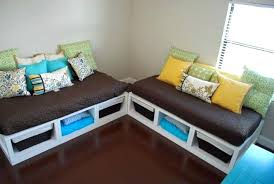 diy daybed with storage how to make daybed twins with storage diy outdoor daybed with storage