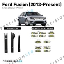 2013 Ford Fusion Interior Light Kit Ford Fusion Led Interior Package 2013 Present