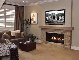 27 stunning fireplace tile ideas for your home basement fireplacesimple fireplacetv above
