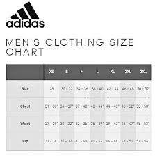 Adidas Men S Size Chart Pants Adidas Mens Climalite Long Sleeve Sideline Polo