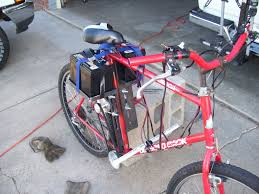picture of how to build an electric bike for less than 100