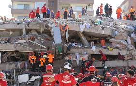 TBMM'den ürküten deprem raporu: Ülkedeki binaların yüzde 80'i riskli - Tr724