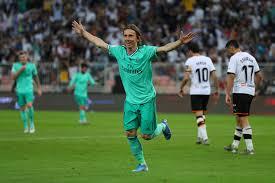 Valencia-Real Madrid 1-3, Zidane vola in finale della ...