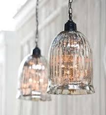 mercury glass pendant lighting. Vintage French Soul ~ Rose Gold Mercury Glass Pendant - Google Search Lighting U