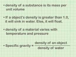 How To Find Density 8 Steps With Pictures Wikihow