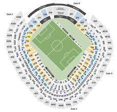 Hofstra Stadium Seating Chart Yankee Stadium Seating Charts Info On Rows Sections And