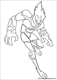Small Picture Ben 10 Coloring Pages On Coloring Bookinfo Coloring Home