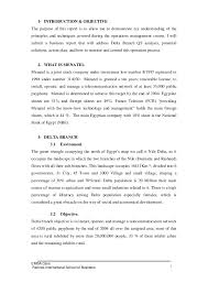 format of a management report reporting format for managers major magdalene project org