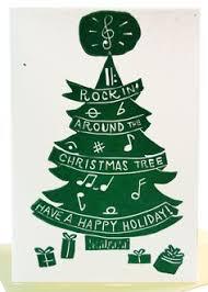 Christmas CarolSong Lyrics With Chords For Rockin Around The Rock In Around The Christmas Tree