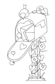Free Dearie Dolls Digi Stamps Valentine