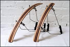 fastboy wood bicycle fender