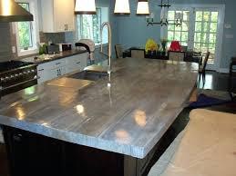faux concrete countertops concrete eclectic kitchen faux concrete countertops