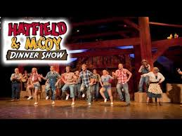 hatfield mccoy dinner show pigeon forge tn theater