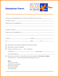 Irs Form For Donations Choice Image Form Example Ideas