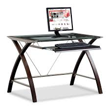 home office furniture orion computer desk with keyboard tray
