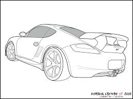 1024x768 coloring porsche coloring pages gt by free porsche coloring pages