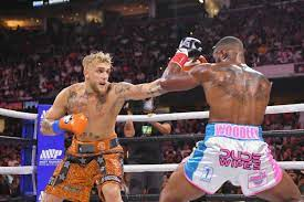 Jake Paul 'over' Tyron Woodley rematch ...