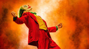Red Background Red Joker Wallpaper