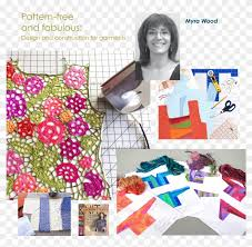 Discover Myra Wood's Template-based Approach To Knit - Crochet Clipart  (#2640681) - PikPng