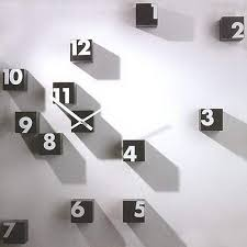 time infinite wall clock by progetti
