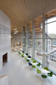 architecture and interior design schools. Bustler: VERSTAS Architects\u0027 Saunalahti School Exemplifies Finnish Architecture And Interior Design Schools S