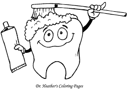 Small Picture Dental Coloring Book Pages 2 Free Printable Coloring Pages 3644