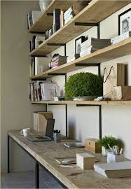 office desk shelves. Fine Desk KreyvWork Space Shelving This Would Be Great For My Type Of Crafting A  Table That Can Withstand A Beating With Hammer Every Once In While On Office Desk Shelves O