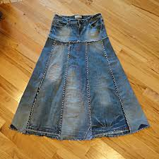 Resultado de imagem para diy denim skirt tutorial