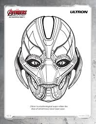 Small Picture Marvel Printable Coloring Pages Avengers Age of Ultron The