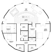 best choice of circular house floor plans for round homes