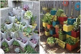 cinder block garden wall. Advertisement Cinder Block Garden Wall A
