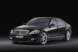2007 Brabus V12 S-Class Review - Top Speed