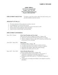 Good Resume Objective Examples Examples Of Career Objectives Example ...