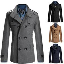 2018 custom made double ted coats fashion trend mens designer wool coat factory mens leisure jackets n5 from yyb0730 46 24 dhgate com