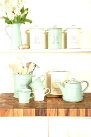rustic kitchen canisters large size of metal farmhouse canister sets caniste